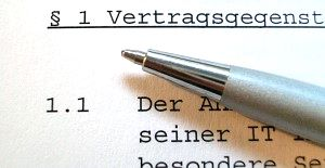 IT-Wartungsvertrag